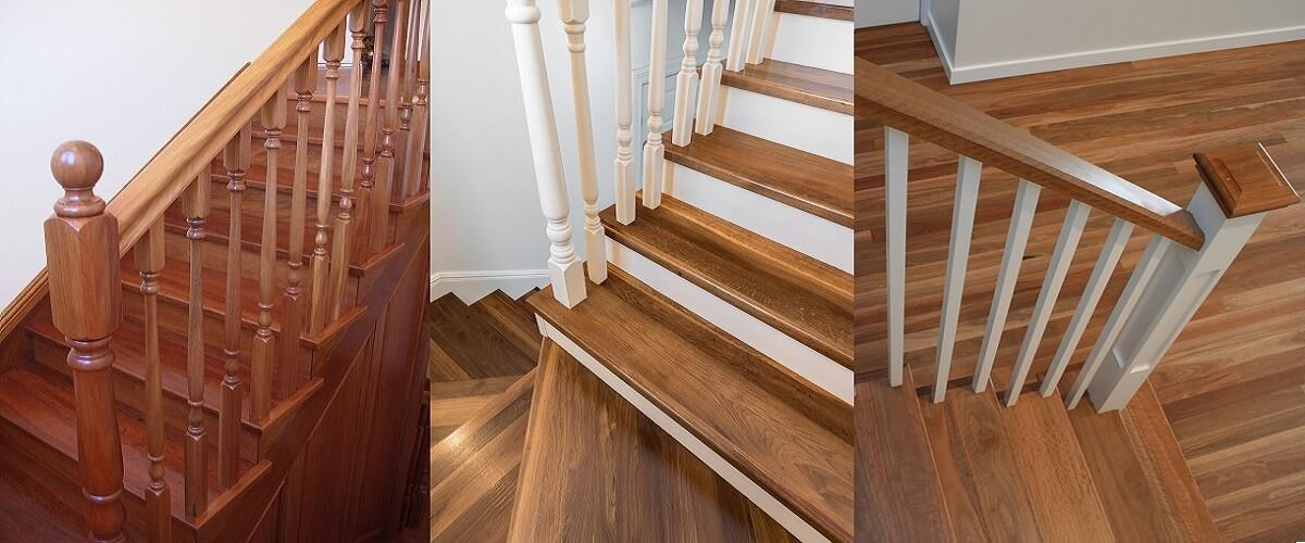 Quality Staircase Components Sydney Australia
