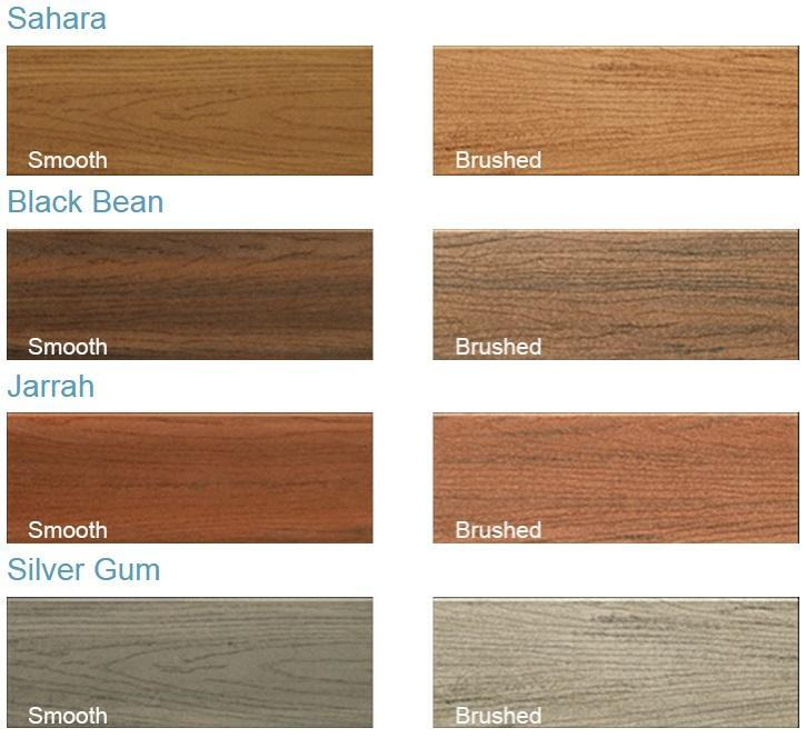 Modwood composite decking timber brands for Best composite decking brand 2016