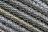 Galvanised Steel Rods