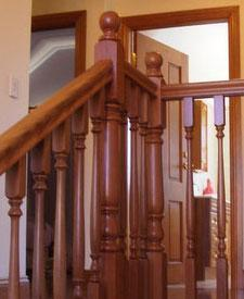 N102 Newel Post