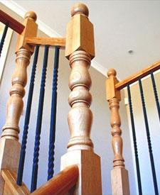N104 Newel Post
