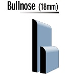 More about Bullnose 18 Sizes