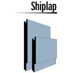More about Shiplap Sizes
