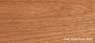 More about Oak, American Red