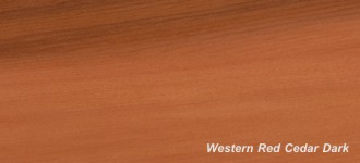 More about Western Red Cedar – Dark