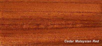 More about Cedar, Malaysian Red