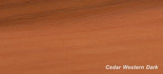 More about Cedar, Western Red – Dark
